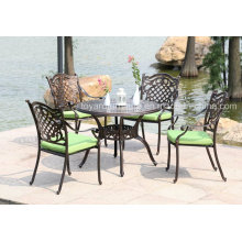 Modern Outdoor Patio Furniture Cast Aluminum Chair (SZ214; SD510)
