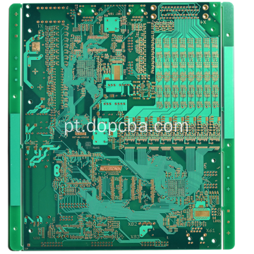 Dupla face Multilayer FR4 94v0 ENIG PCB Board