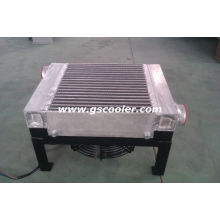 Mobile Oil Heat Exchanger for Industry