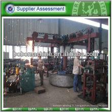 Machine automatique de fabrication de chaînes d'ancre
