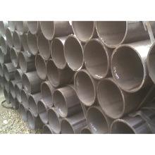 Tubo de tubería de acero sin costura Q215