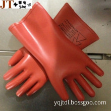 High Voltage Insulating Rubber Gloves