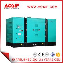 Green Generator with silent diesel engine