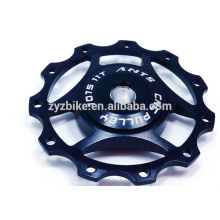 Bicycle Rear Derailleur Jockey Wheel Road Mountain Bike 11T Guide Roller Idler Pulley Part Cycling Bike Accessories