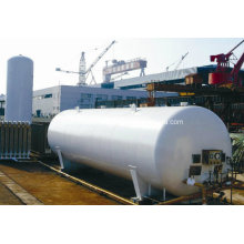 100000L Vertical Cryogenic Tanks