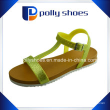 2016 Ladies Flat Sole Sandal (sandale femme)