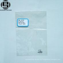 Benutzerdefinierte 100% biologisch abbaubare kleine Kunststoff Bopp Tasche für die Verpackung mit hoher Qualität