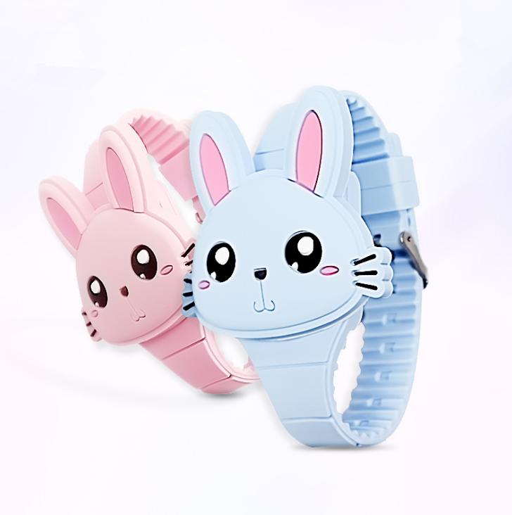 Silicone Led Digital Watch