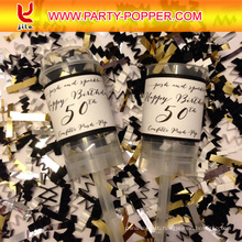 Confetti Party Pop - Confetti Poppers - Push Pop