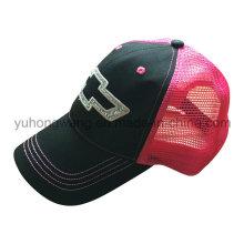 Подгонянная бейсбольная кепка спортов сетки, шлем tailer Snapback