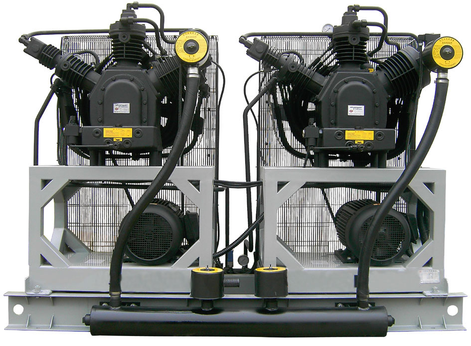 High Pressure Air Compressor for PET Industry