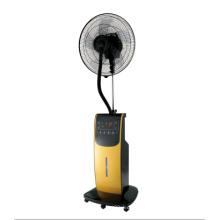 Vento de névoa Ventilador de água Ventilador do umidificador Ventilador do ar Ventilador