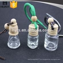 venda quente pendurado carro difusor garrafa de perfume