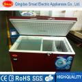 Colorful Chest Freezer Small Home Freezers Outdoor Ice Cream Freezer