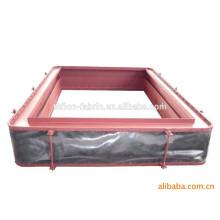 La venta caliente directa de la fábrica El silicón competitivo del precio cubrió el paño de la tela