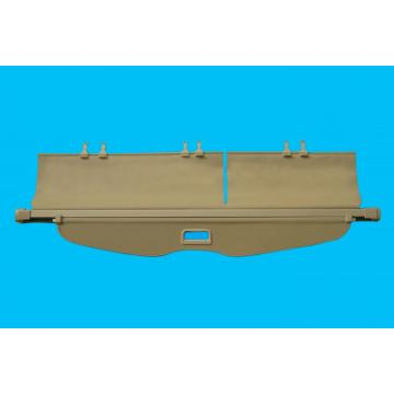 Toyota Retractable Rear Cargo Security Trunk Cover