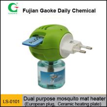 Mosquito líquido y calentador de la tableta