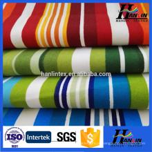 Custom tecido de lona de algodão para saco, tecido saco cavas