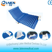 Medical air hospital bed for treating bed sores