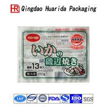 De Bonne Qualité Poche d'emballage en plastique de sac de nourriture congelée