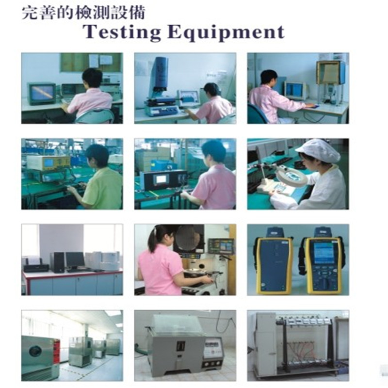 Cable testing equipment