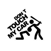 Autocollant auto-adhésif de décoration de carrosserie autocollant personnalisé autocollant de fenêtre de voiture