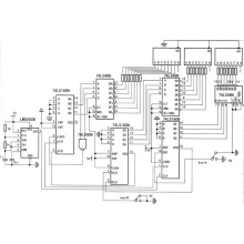 Mini módulo Bluetooth ODM, diseño de placa PCB módulo Bluetooth