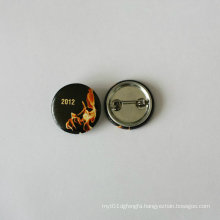 Button Tin Badge, Printing Logo Badge (HY-MKT-0022)