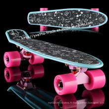 Penny Skateboard avec une taille de 22 pouces (YVP-2206-4)