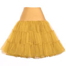 Грейс Карин орхидеи средний юбка Петтикот underskirt Кринолин для платья в Винтажном CL008922-16
