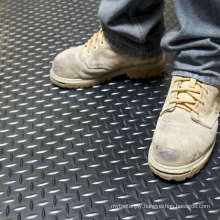 Coloured Durable Industrial/Commerical Anti-Slip Rubber Safety Willow/Diamond Rubber Flooring
