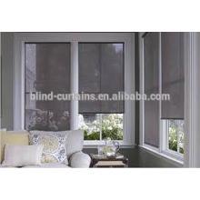 38mm & 28mm cortina de rolo com a tampa de alumínio resistente
