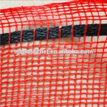 Bolsas de malla PP para cebollas 52x85cm 37g / pc color naranja 25kg, 30kg