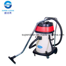 Kimbo 60L Wet and Dry Vacuum Cleaner--Plastic Tank