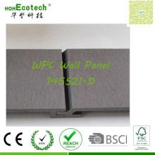 Los paneles WPC resistentes a la intemperie de Temite del edificio exterior de la pared allanan la pared barata