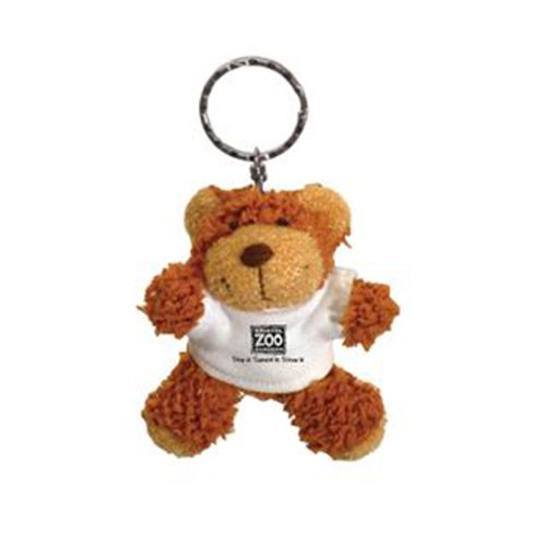 keyring small bear