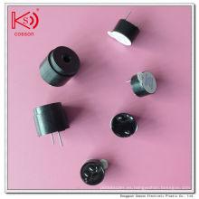 Distancia más pequeña del Pin de 4mm 3V 80dB Buzzer magnético