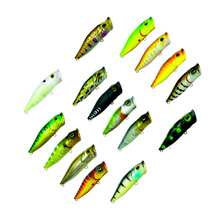 PPL009 ABS popper lure 65mm 80mm