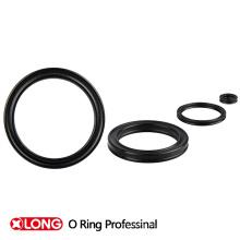 Diseño especial de buena calidad Brown Rubber X-Ring