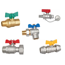 Brass Ball Valves (a. 7015)