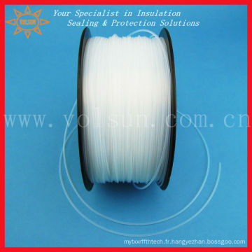 Tube de ptfe transparent