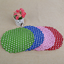 Disposable Paper Vintage ronde Lace Doilies
