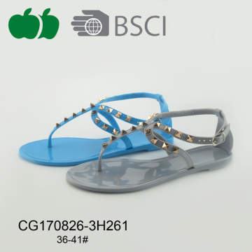 High Quality Elegant Crystal Lady Sandal
