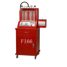 China Factory direct Auto Fuel Injector Cleaner Tester Machine