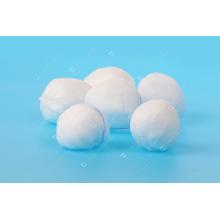 100% натуральный хлопок медицинский стерильный и нестерильный марлевой шарик