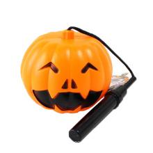 Pequeño juguete plástico de calabaza de Halloween (10263293)