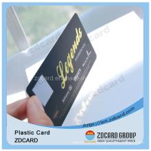 Hot Sale Plastic Card Customized Card Smart Card Scratch Card