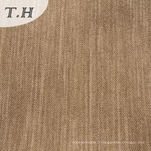 Tissu de tapisserie d'ameublement de sofa de polyester de polyester pour la maison