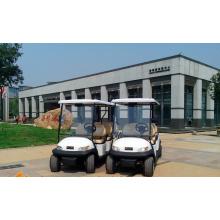 Carro de golfe barato de 6 carros elétricos dos passageiros para a venda
