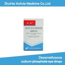 Produits chimiques médicaux de bonne qualité Dexamethasonel Eye Drops